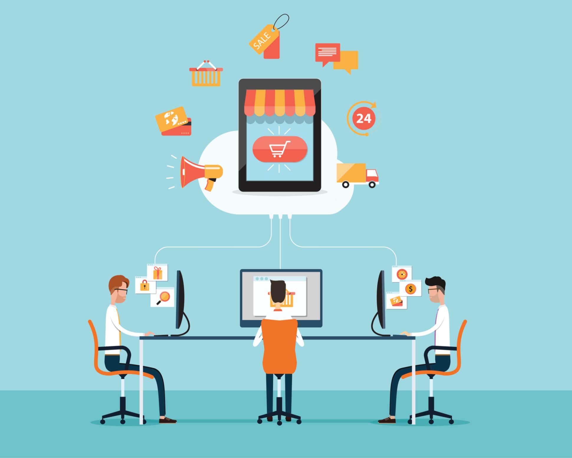 online-business - ایران کار وب | آموزش کسب و کار اینترنتی و کسب ...